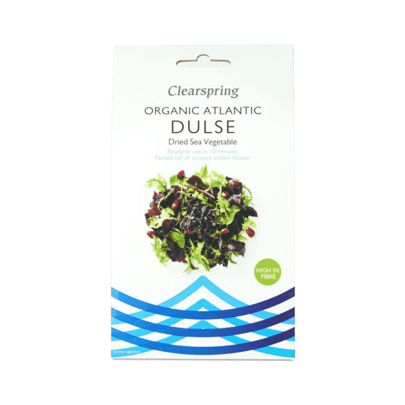 DULSE - Riasy BIO 25g Clearspring