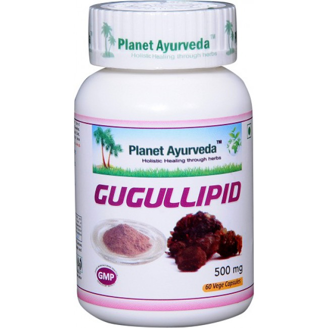 Gugulipid Kapsule 500mg/60ks