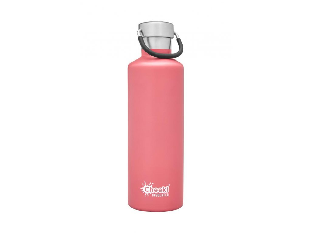 NEREZOVÁ TERMOFĽAŠA CHEEKI 600 ML CLASSIC DUSTY PINK
