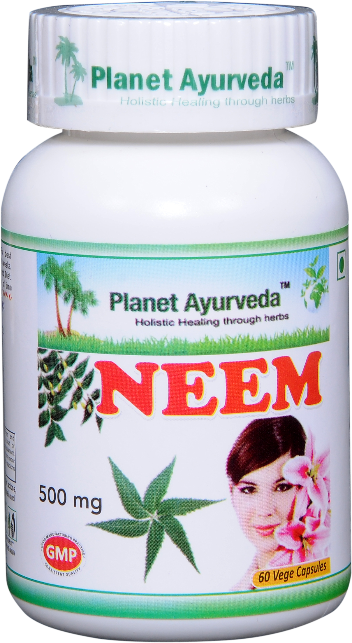 Neem Kapsule 500mg/60ks