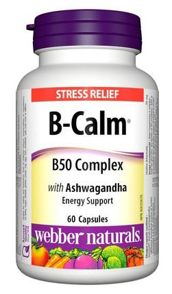 B-Calm (Antistresová formula) 60 tabliet