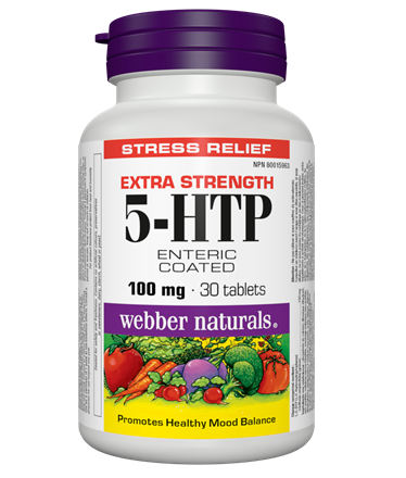 5-HTP antistresová formula 100mg/30 tabliet