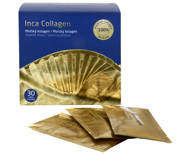 Inca collagen 30 vrecúšok
