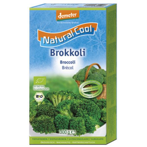 Brokolica mrazená 300g Natural Cool