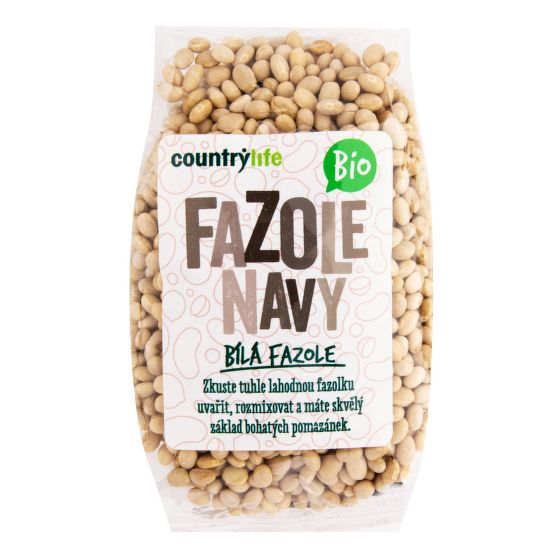 Fazuľa navy 500 g BIO COUNTRY LIFE